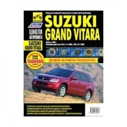 SUZUKI Grand Vitara с 2005 г. (бензин)