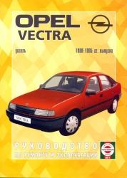 OPEL Vectra (1988-1995) дизель