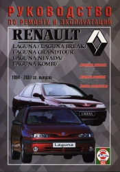 RENAULT Laguna (1994-2001) бензин/дизель