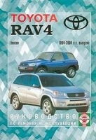TOYOTA RAV4 с 1994 (бензин)