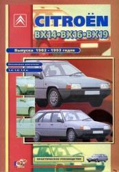 CITROEN BX14, BX16, BX19 (1982-1993)