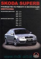SKODA SuperB с 2001 г. (бензин/дизель)