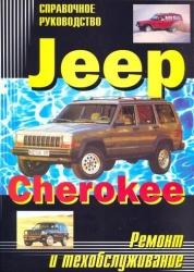 JEEP Cherokee (1984-1996) бензин