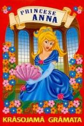 Princese Anna. Krāsojamā grāmata