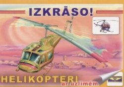 Helikopteri ar uzlīmēm