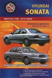 HYUNDAI Sonata (1998-2010) бензин