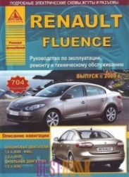 RENAULT Fluence (2009-...) бензин/дизель