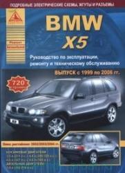 BMW X5 (1999-2006) бензин/дизель
