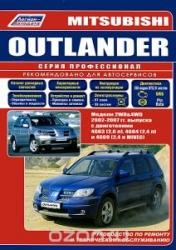 MITSUBISHI Outlander (2002-2007) бензин