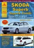 SKODA Superb/Superb Combi с 2008 г. (бензин/дизель)