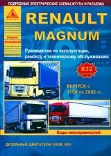 RENAULT Magnum (1990-2006) дизель